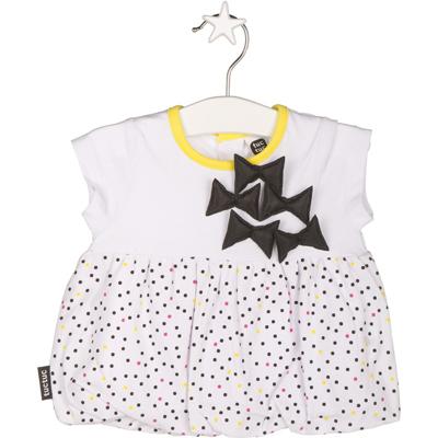 Crazy lemons bow shirt 1