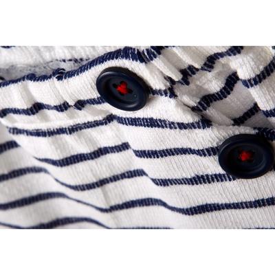 Nautical bear shirt and shorts 2