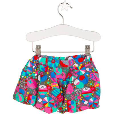 Bright patterned bubble skirt - 3T 1