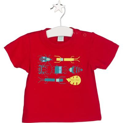 Red bugs t-shirt - 12 months 1