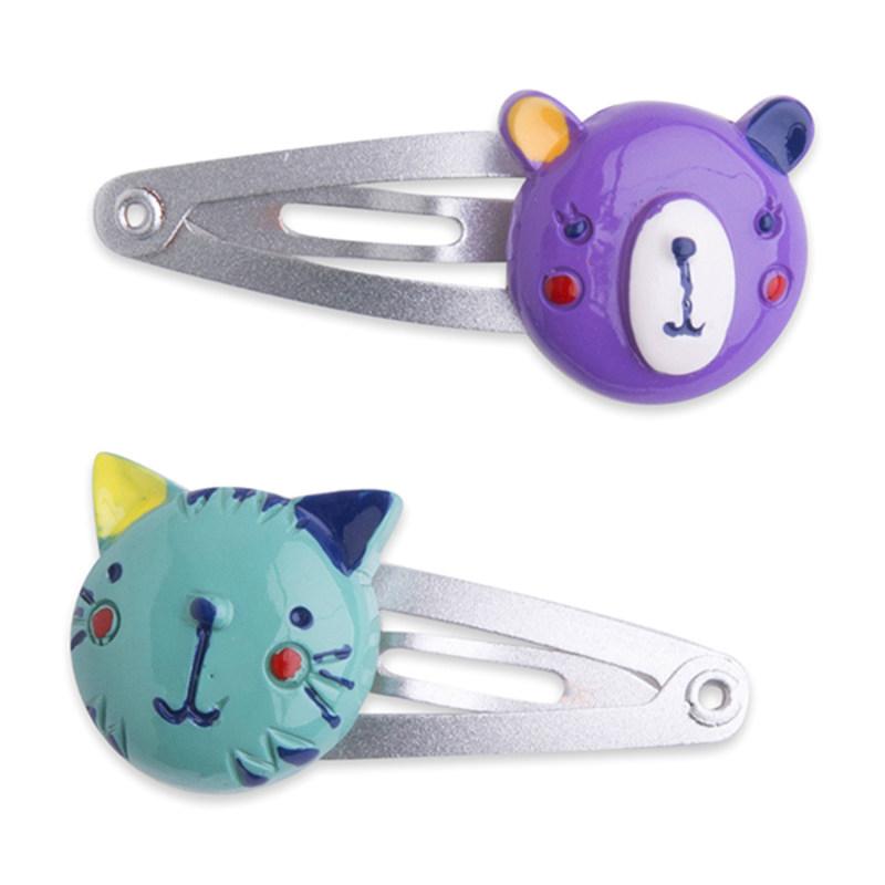 Animals hair clips 1