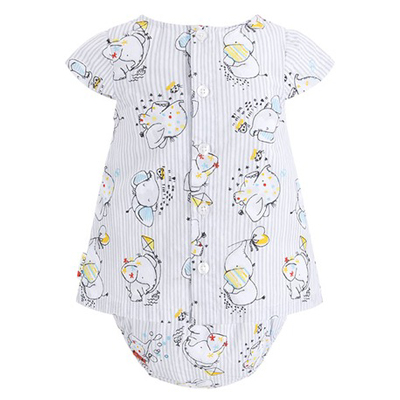 So sweet Elephant dress and bloomer 2