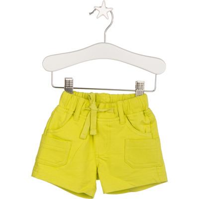 Green bermuda shorts 1