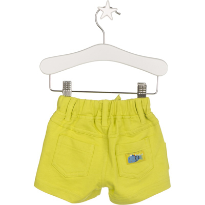 Green bermuda shorts 2
