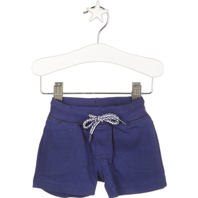 Dark blue baby shorts 1