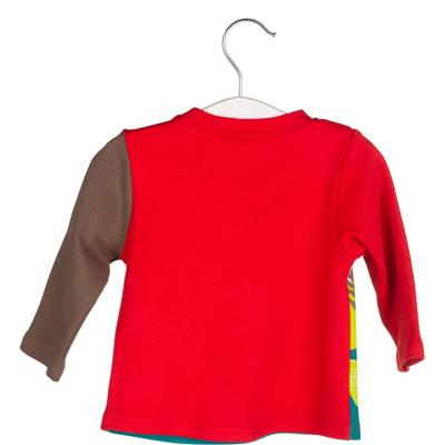 Robinhood LS baby shirt - 3 months 2