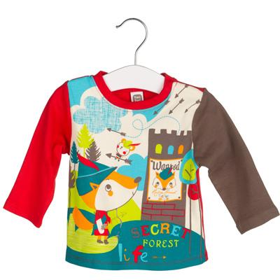 Robinhood LS baby shirt - 3 months 1