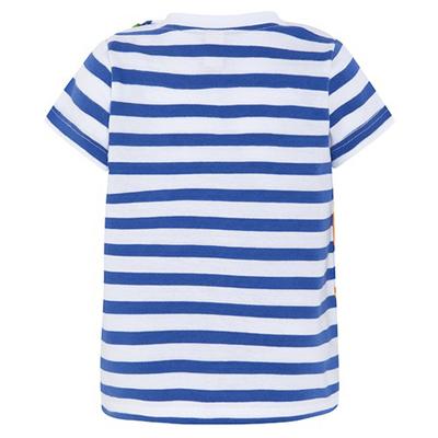 Animal crew striped shirt 2