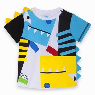 Abstract monster shirt 1
