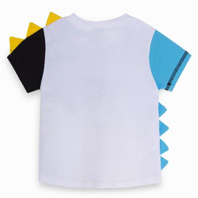 Abstract monster shirt 2