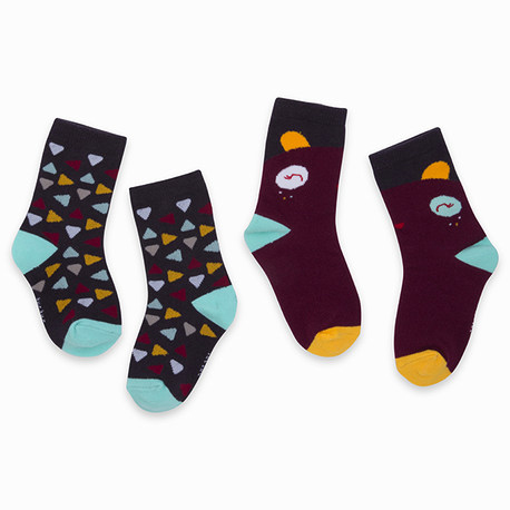 Amazing Friends sock set 1