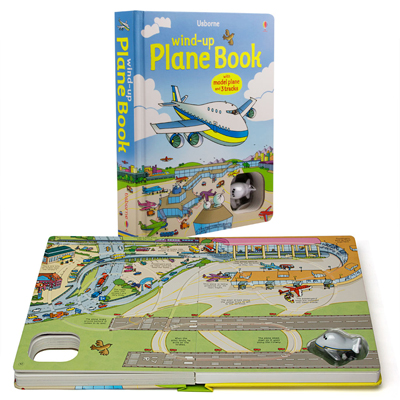 Wind-up Plane Book 1