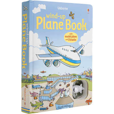 Wind-up Plane Book 2