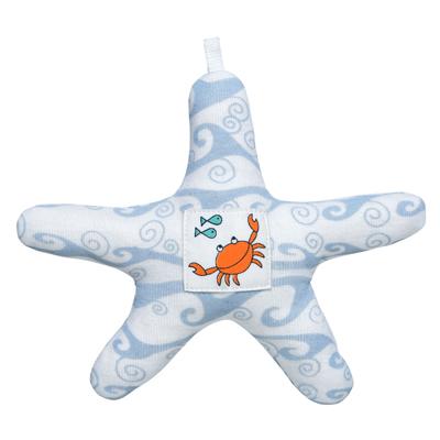 Starfish organic toy 1
