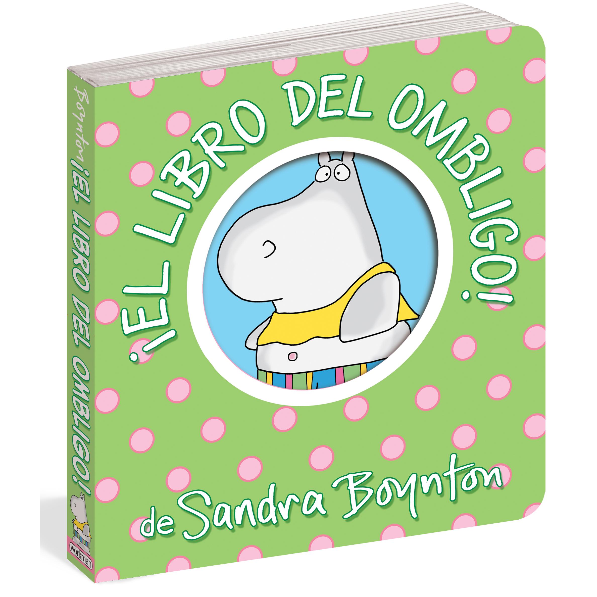 ¡El libro del ombligo! / The Belly Button Book! Spanish Edition 1