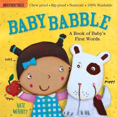 Indestructibles: Baby Babble 1