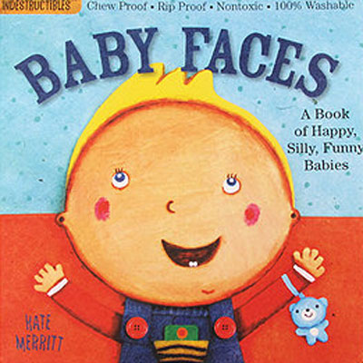 Indestructibles: Baby Faces 1
