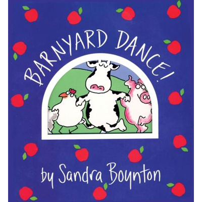 Barnyard Dance Lap Book 1