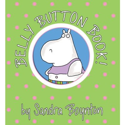 Belly Button Book lap book by Sandra Boynton 1