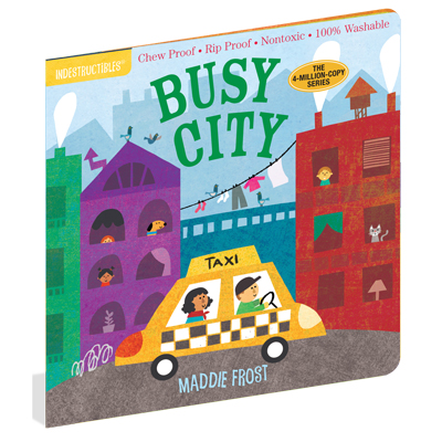 Indestructibles: Busy City 1