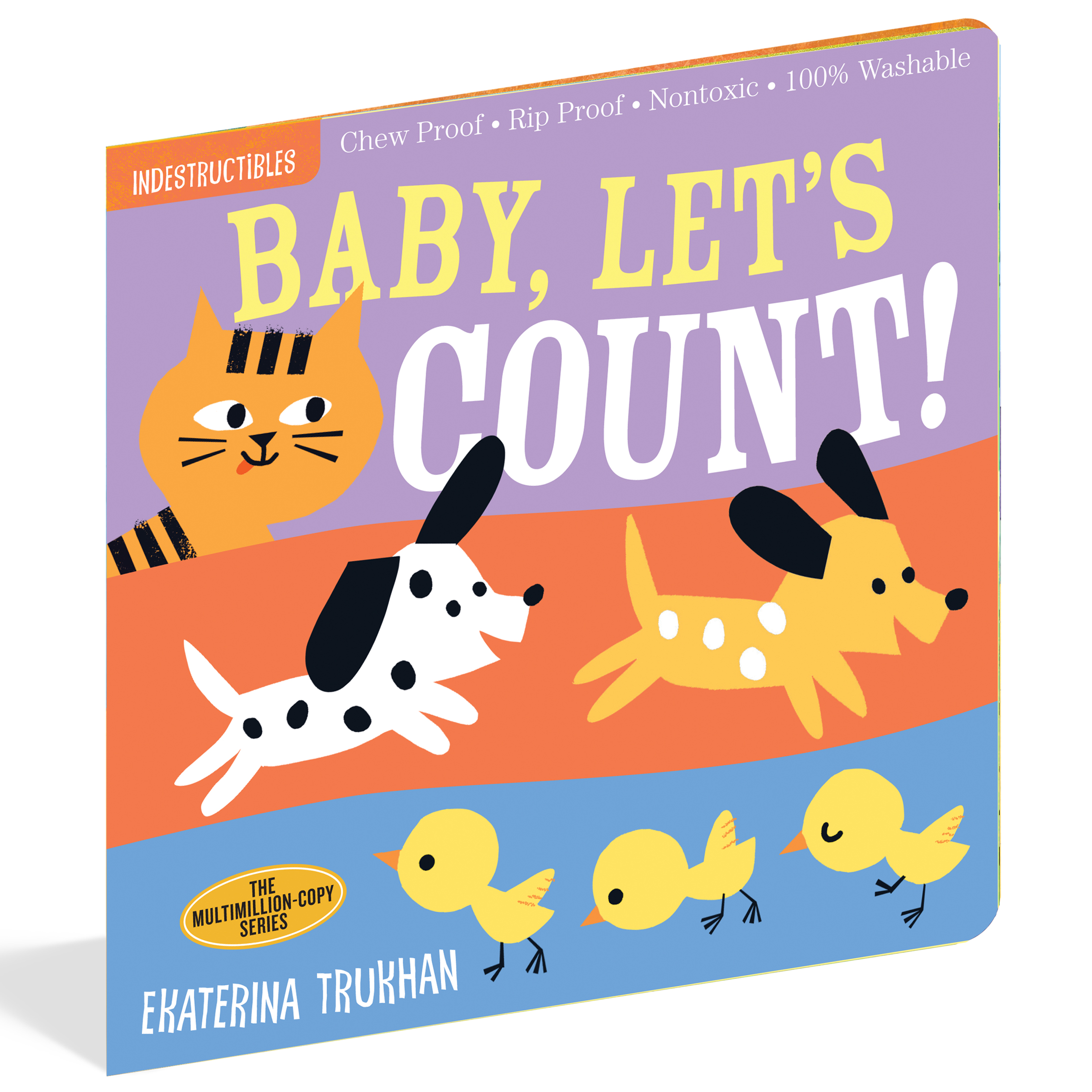 Indestructibles: Baby, Let's Count! 1