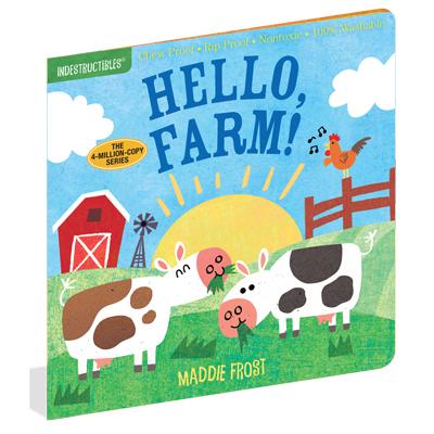Indestructibles: Hello, Farm! 1
