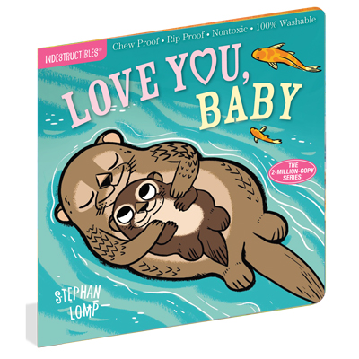 Indestructibles: Love You, Baby 1