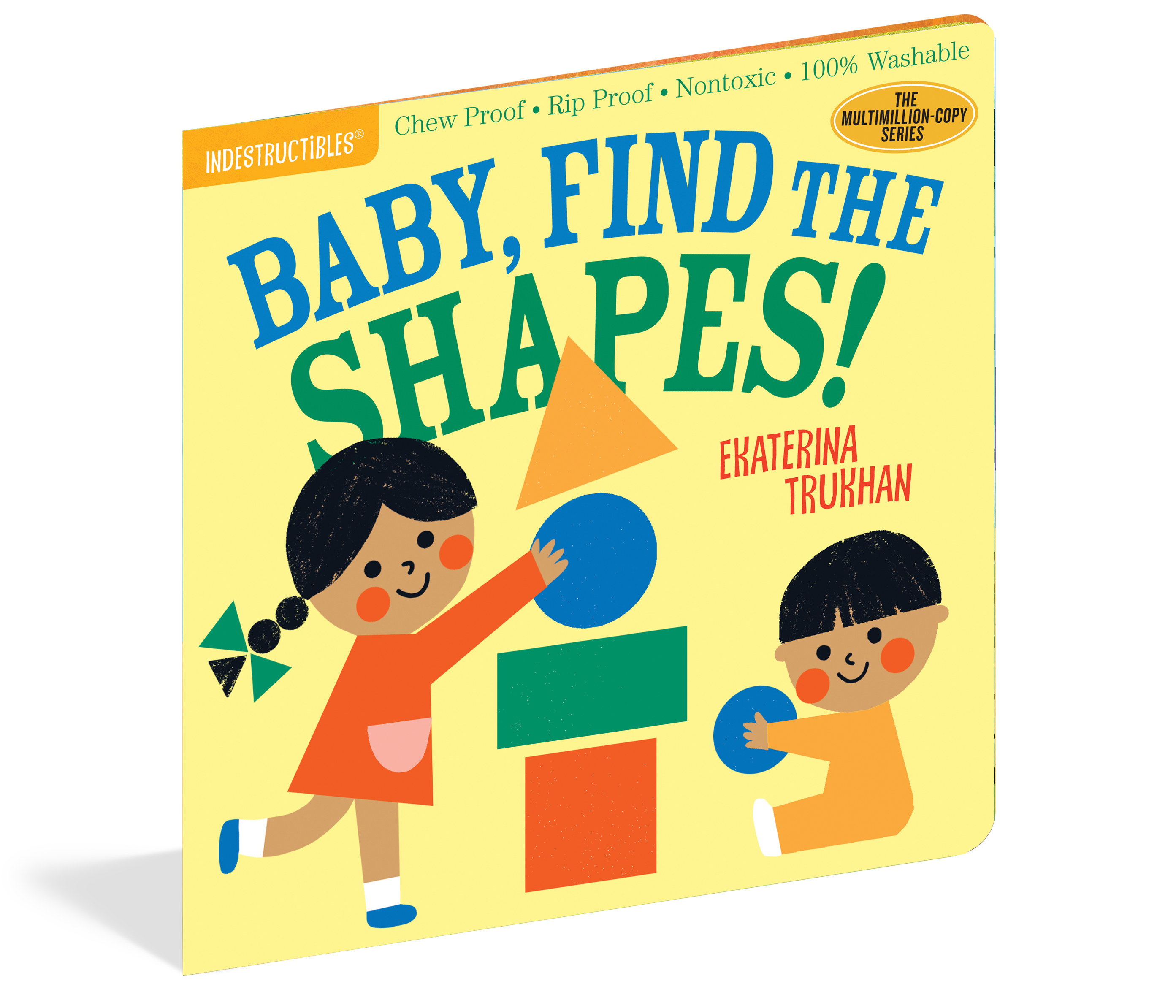 Indestructibles: Baby, Find the Shapes! 1