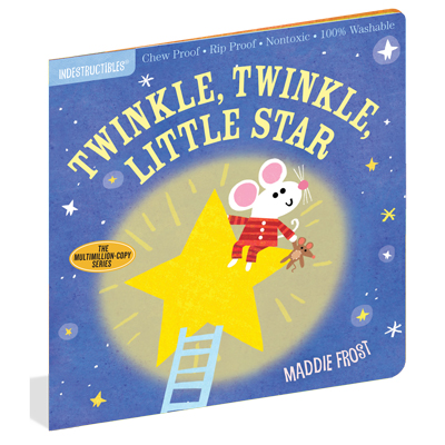 Indestructibles: Twinkle, Twinkle, Little Star 1