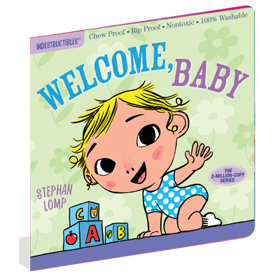 Indestructibles: Welcome, Baby 1