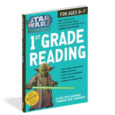 Star Wars Workbook: 1st Grade Reading 1
