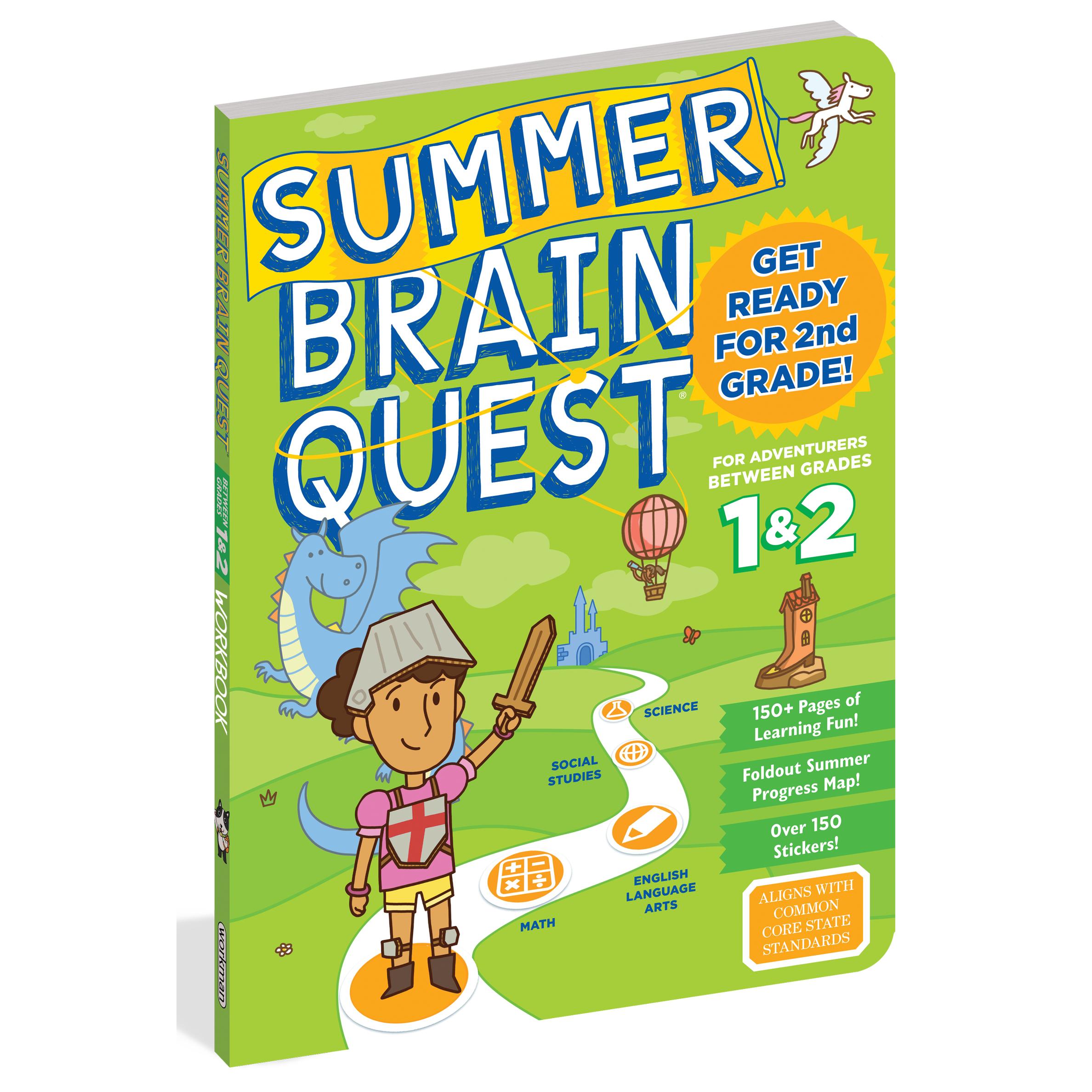Summer Brain Quest Get ready for 2nd Grade! 1