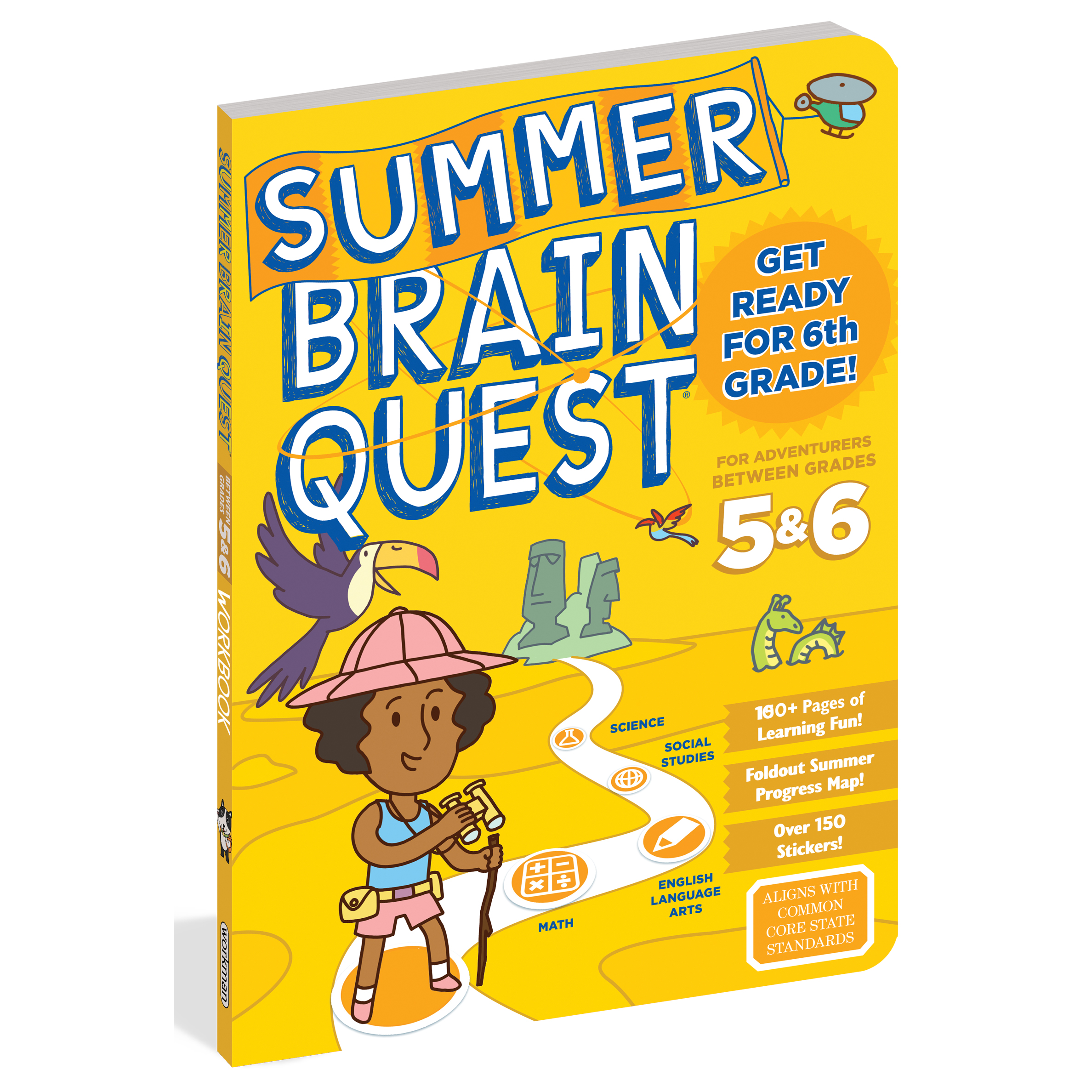 Summer Brain Quest Get ready for 6th grade! 1