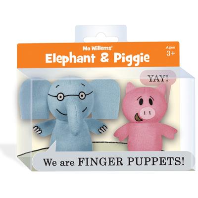 Elephant & Piggie Finger Puppets 1