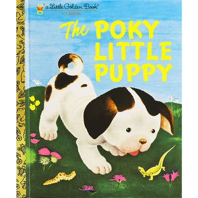 Poky Little Puppy Golden Book 1